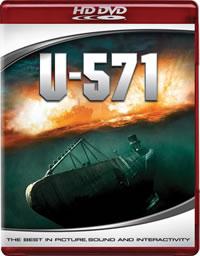 U571 on HD-DVD