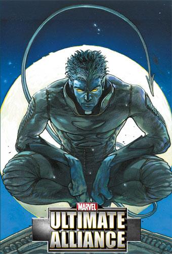 Marvel Nightcrawler
