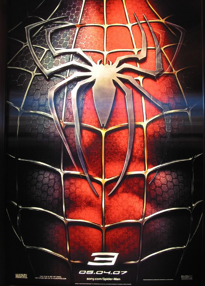 spiderman 3 venom toys. Spider-Man 3 may be months