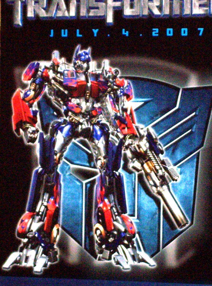 Transformers The Movie Optimus Prime 1
