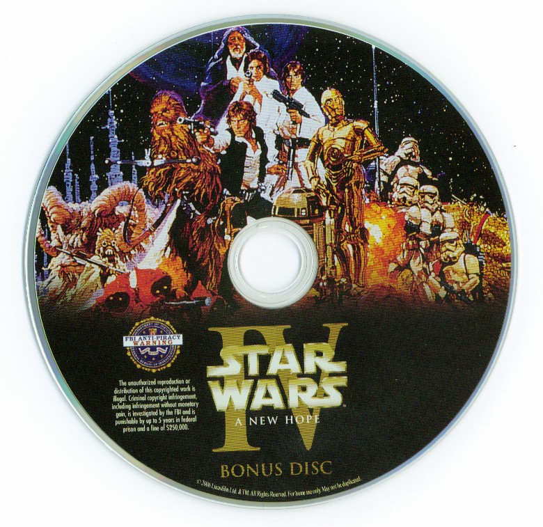 ... Star Wars DVD disc art - Original version  sc 1 st  Powet.TV & Sneak Peak Review of the new Star Wars DVDs! - POWET.TV: Games ...