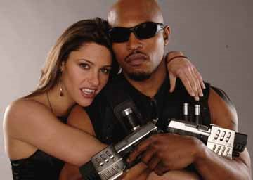 Blade and Krista