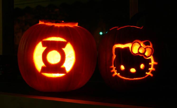 Powetfull pumpkins powet tv games comics movies