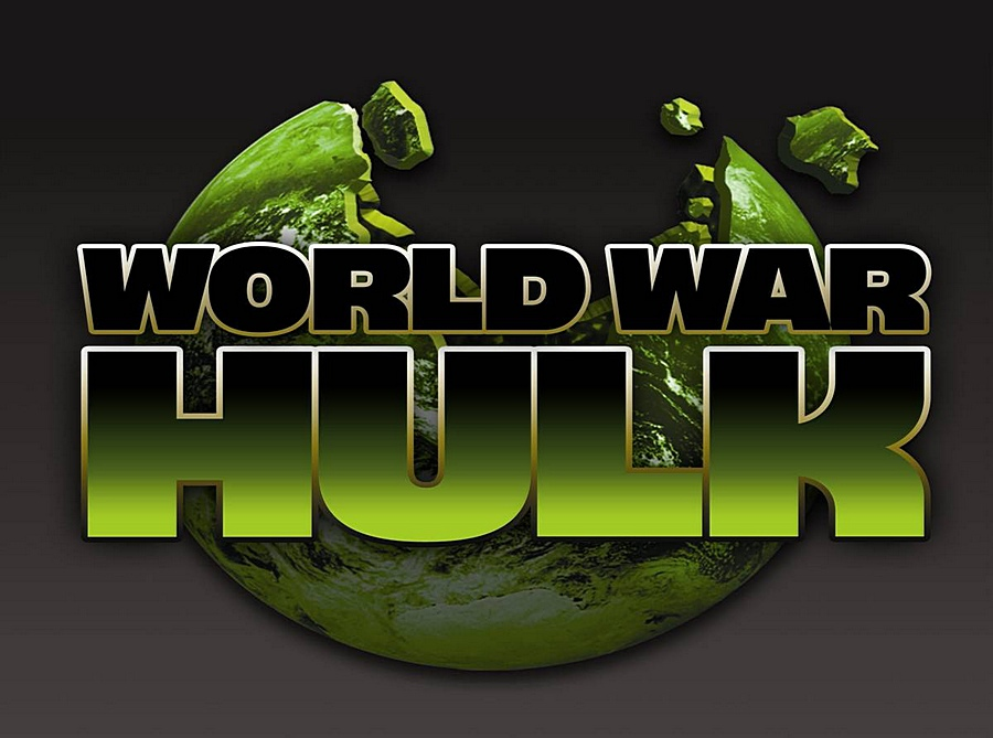 world war hulk. MARVEL: World