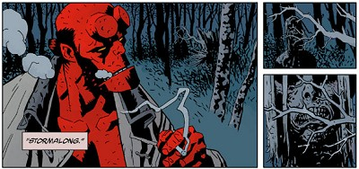 Hellboy: Darkness Calls