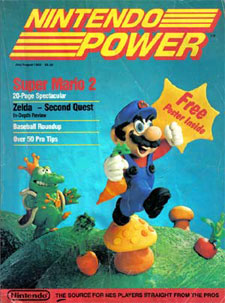 Nintendo Power #1