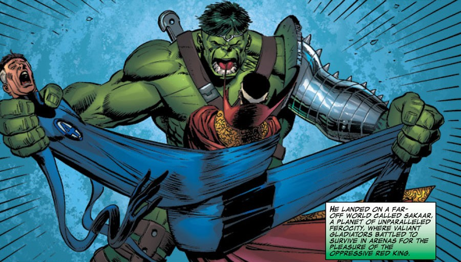 world war hulk.  World War Hulk
