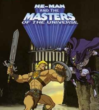 he man and the masters of the universe 2002 dvd