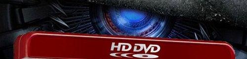 Transformers on HD DVD
