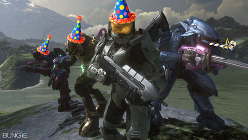halo3 party big