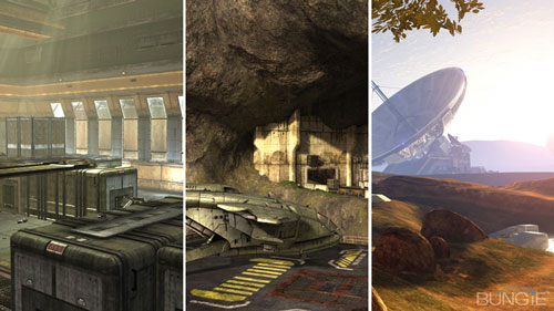 Halo 3 Heroic Map Pack December 11 - POWET TV: Games, Comics