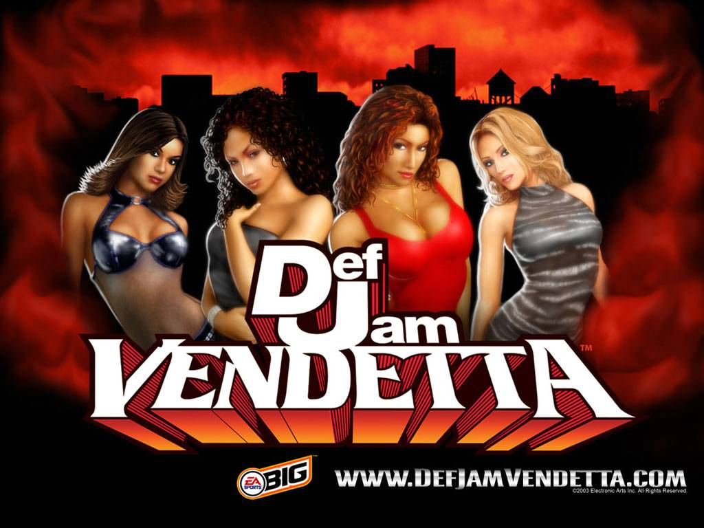 20 Game of the week: Def Jam Vendetta (PS2, Gamecube)