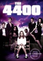 The 4400 Season 3 on DVD