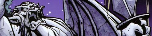Gargoyles Comic Number 7