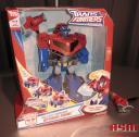 ToyFair 2008 TF Animated RollOut Command Optimus Prime 5