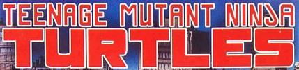 TMNT Comic Logo