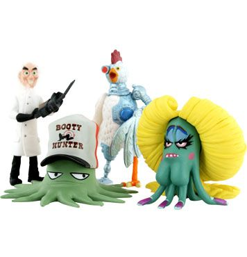 Adult Swim Vinyls from KID ROBOT Post Banner