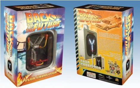 DST Flux Capacitor Post Banner