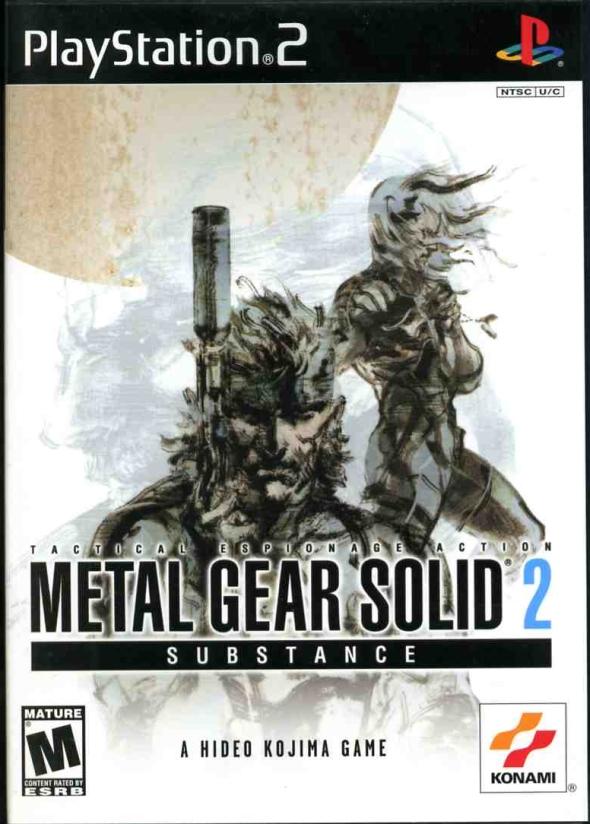week metal gear solid 4 hits the playstation 3 as metal gear solid