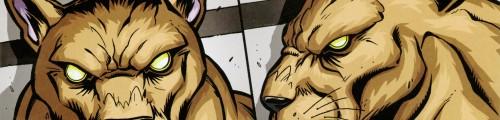 Gargoyles Bad Guys Issue #4