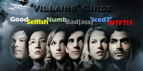 \'Villains\' Guide