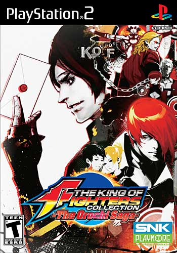 Game of the Week: King of Fighters Collection: The Orochi Saga (PS2