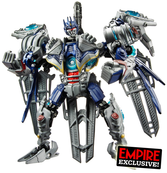 Transformers 2 First Official Toy Images Of Soundwave And