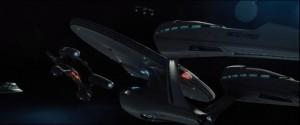 Bizarro USS Enterprise NCC-1701
