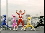 The Might Morphin Power Rangers