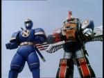 Ninjor and the Ninja Megazord