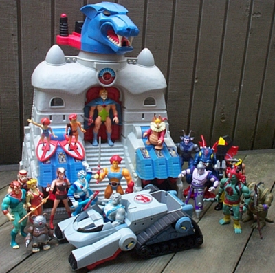 Pics Thundercats on Thundercats Toys On New Staction Figure Line And A New Animated Series