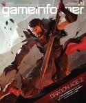 Dragon Age II Game Informer Cover