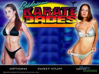 Maximum Letdown: Bikini Karate Babes ...