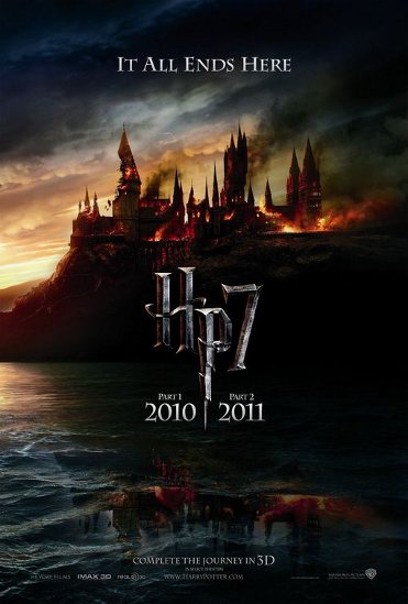 harry potter and the deathly hallows movie poster. Movie Posters: Harry Potter