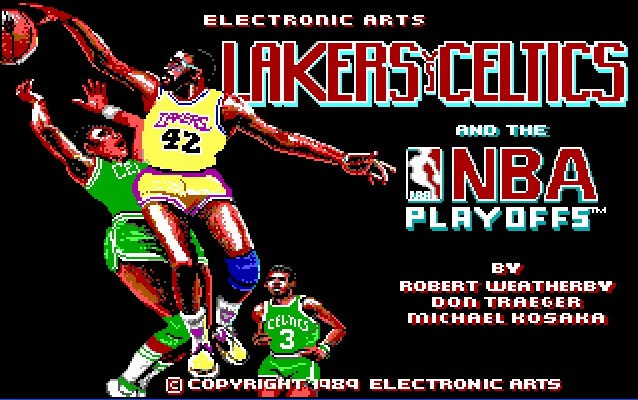 Lost Classics Lakers Vs Celtics And The Nba Playoffs Sega Genesis