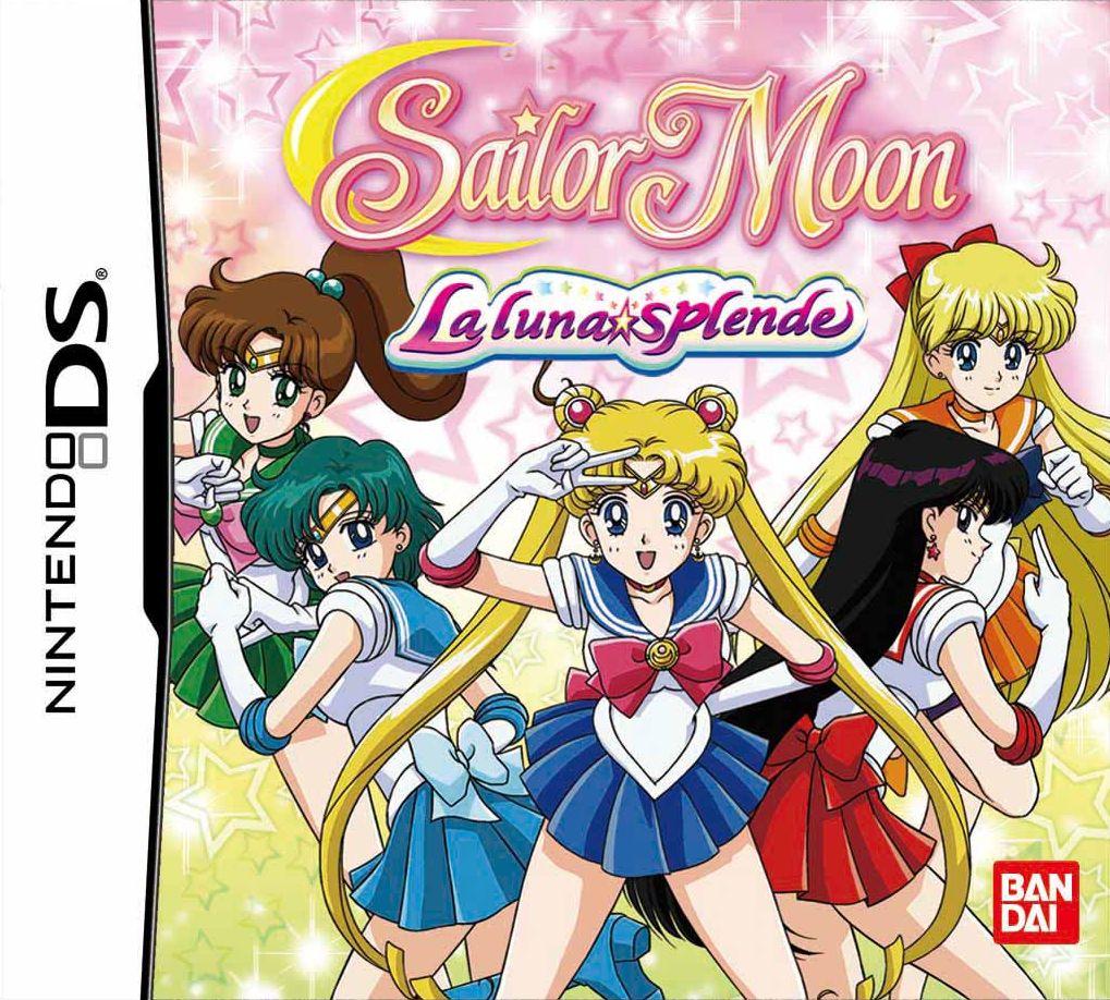 La Luna Splende Sailor-Moon-La-Luna-Splende_NintendoDS_cover