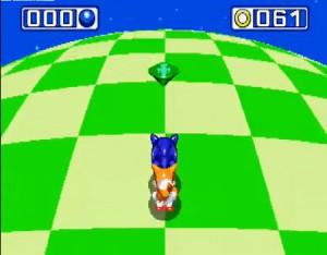 Sonic Super Emerald