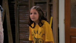 Bailee Madison as Maxine Russo on Wizards of Waverly Place