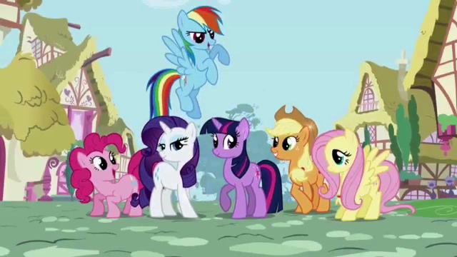 My Little Pony Friendship is Magic - Hasbro's marketing genius, 1000 true fans
