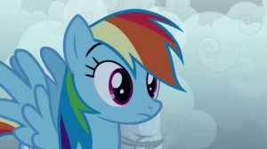 My Little Pony: Friendship is Magic - Rainbow Dash