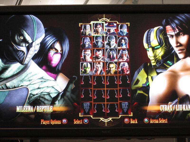 Powet @ PAX – A Look at Mortal Kombat - POWET TV: Games