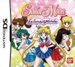 Sailor Moon: La Luna Splende Nintendo DS cover