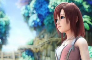Kingdom Hearts II Kairi