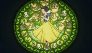 Kingdom Hearts Snow White