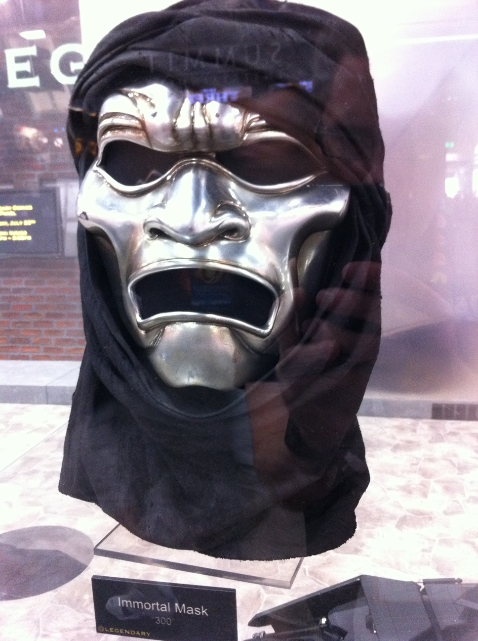 Pin 300 Immortals Mask on Pinterest
