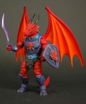 MOTU Classics Draego-Man - 30th Anniversary Figure for March 2012
