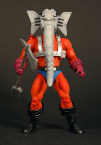 MOTU Classics Snout Spout - Club Eternia Figure for November 2011