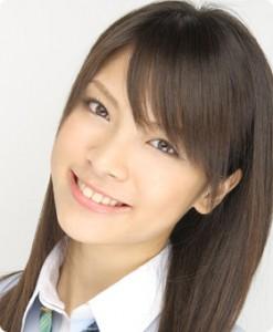 Akimoto Sayaka from AKB48 as Sailor Jupiter