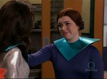 Harper Finkle as Princess Leia in Wizards of Waverly Place