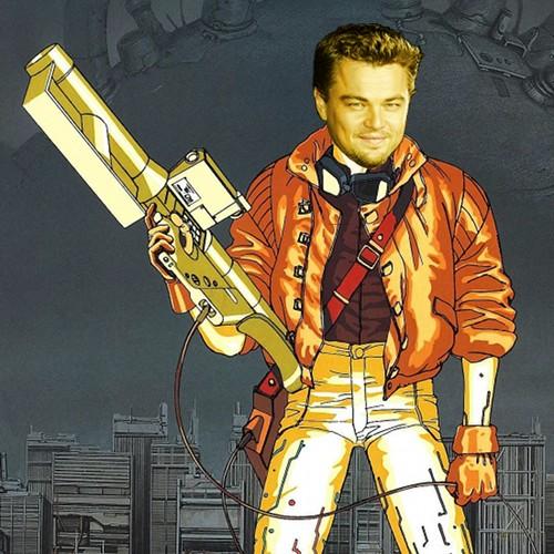 Leonardo DiCaprio is Akira